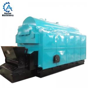 China Paper Machine Parts Oilfired Boilergas Used For Paper Drying Steam Boiler Machine on sale
