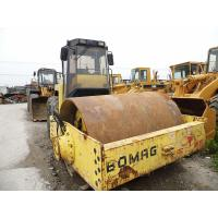 China BOMAG BW219D-2 USED SINGLE DRUM VIRBRATION ROAD ROLLER FOR SALE on sale