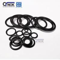 China Rubber AS568 Excavator O Ring Box NBR HNBR FKM Anti Toxic on sale