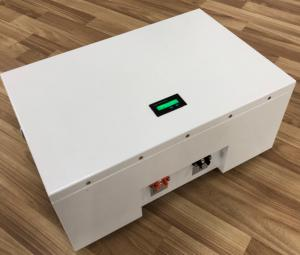 China On / Off Grid 5Kw 7Kw 10kw Solar Wall Battery 48 Volt Solar System 100AH on sale