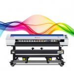 Outdoor Skycolor Plotter Advertising Printing Machine With 2 Heads