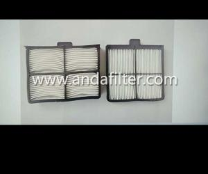 China High Quality Air Conditioner Filter For Kobelco LQ50V01007P1+ LQ50V01009P1 on sale