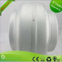 China OEM EC 230V  Factory High FlowI Inline Duct Exhaust Fan 10 Inch on sale