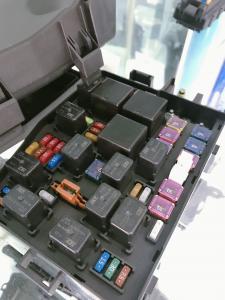 Custom Auto Power Distribution Box With PCB Board Universal Automotive Fuse  Box for sale – Auto Power Distribution Box manufacturer from china  (109650939).Automotive Wire Connectors