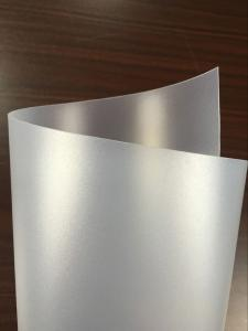 China Transparent Clear APET Plastic Sheet Conductive Anti Corrosion Eco - Friendly on sale