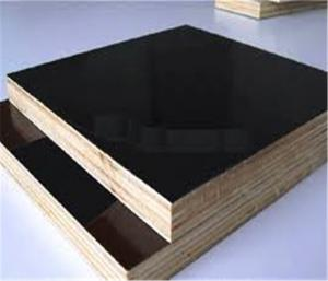 China WBP Phenolic Glue Hardwood Core Film Faced Plywood for Construction Building on sale
