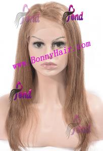 China 100% Virgin Remy Hair Front Lace Wig supplier