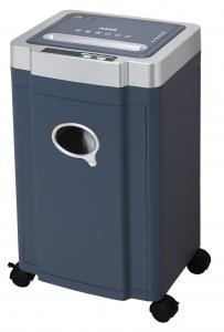 China Paper Shredding Machine Office Paper Shredder Big Shredder With 60L Super Big Waste Bin on sale