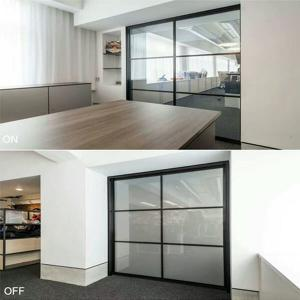China self adhesive privacy film eb glass on sale