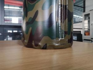 China Easy Taken Drinking Water Tank / PVC Fabric Military Water Storage Bucket on sale