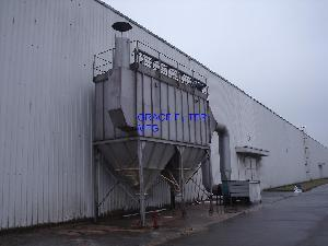 China Thermal Power Plant Baghouse Dust Collector on sale