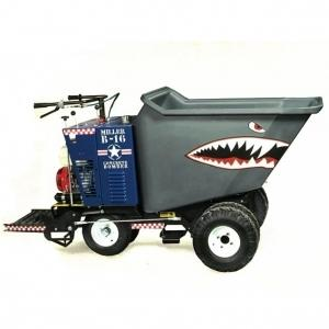 China 100lb walk behind broadcast seed spreader and fertilizer spreader on sale