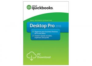 China Mac OS PC Disc Intuit Quickbooks Desktop Pro 2017 2018 With Payroll on sale