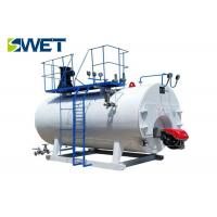 China 4.2MW Chemical Plant Natural Gas Steam Boiler Full Automation 6T Rated Evaporation on sale