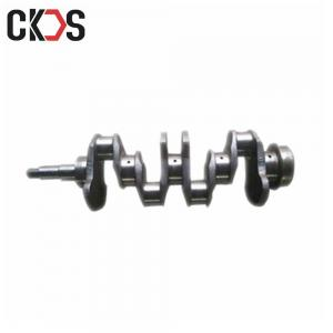 China Mitsubishi Fuso 4D34 Engine Crankshaft Japanese Truck Spare Parts on sale