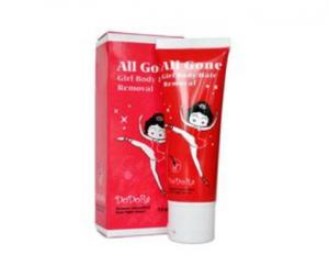 China DODORA ALL GONE HAIR REMOVAL CREAM supplier