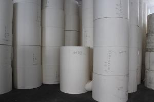 China PE coat paper on sale