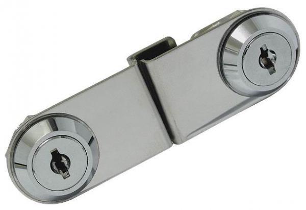 225 Cabinet Swing Gl Door Lock For Double Doors