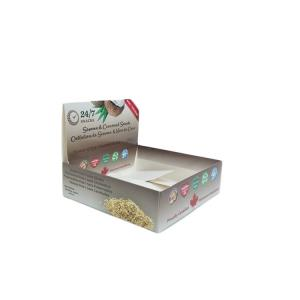 China Custom Full Printing Paper Box Packaging Food Grade Cardboard Powder Bar Pack on sale