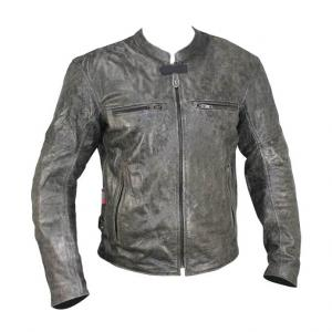 China lady leather jacket on sale