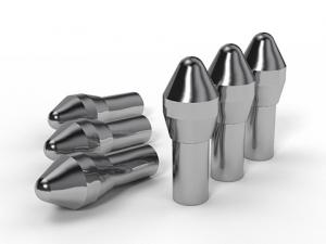 China Mushroom Head Tungsten Carbide Wear Resistant Parts on sale