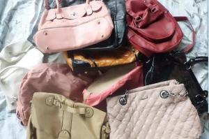 China used handbags, used bags, used clothing, used clothes, used shoes, secondhand shoes on sale