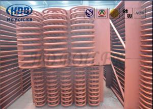 China Highly Efficiency Boiler In Thermal Power Plant , Power Plant Economiser Easy Operation on sale