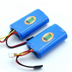 China HHS 7.4V 3000Mah Rechargeable Li Ion Battery on sale