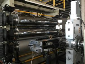 China Solar Cell Encapsulants Film EVA Sheet Extrusion Line on sale
