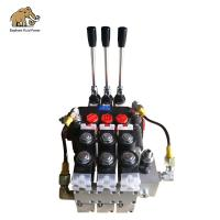 China P80DY Hydraulic Directional Valve Sectional Control Electro on sale