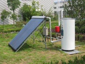 China split pressurized solar water heaters on sale