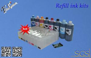 China hp Z6100 printer ink refill kit .hp91 refill ink and refillable cartridge on sale