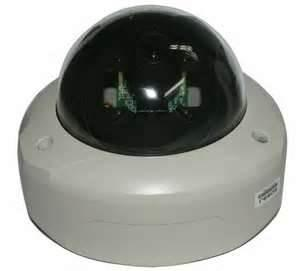 China High resolution CMOS 640 * 480 H.264 POE 720P WDR CCTV dome camera on sale