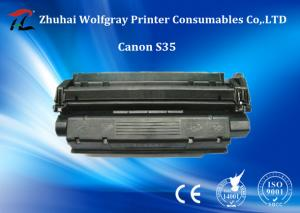 China High quality Black toner cartridge Compatible with Canon W/T/S35 on sale