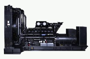 China Silent 64kw 1104C-44TAG2 80kva Perkins Generator on sale