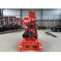China Heavy Duty Soil Boring Machine , Geotechnical Engineering Drilling Equipment on sale