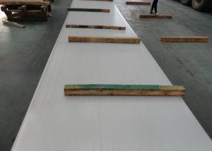 China Length 2500mm Gnee 310s Stainless Steel Plate Sheet For Engineering on sale