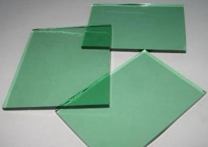 Quality Tinted Blue Green Flat Float Gl 3mm 9mm For External Window