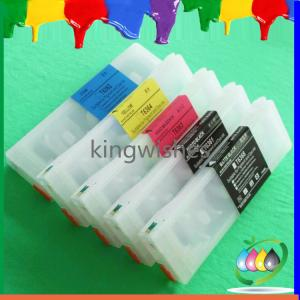 China inkjet printer refillable cartridge for Epson Pro11880 refillable ink cartridge with chip on sale
