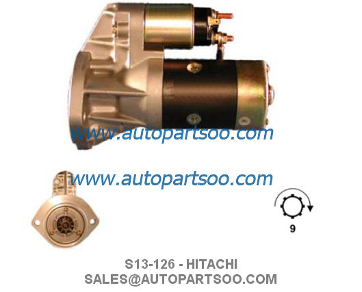 23300-90069 S13-122 New Starter for NISSAN INDUSTRIAL ENGINES 23300-90067