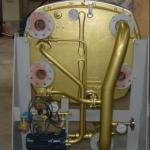 ALFA LAVAL JWP-26-C80 Fresh Water Generator , Durable Marine Fresh Water Generator