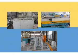 China PP 65kg/H PPR Plastic Sheet Extruding Machine on sale