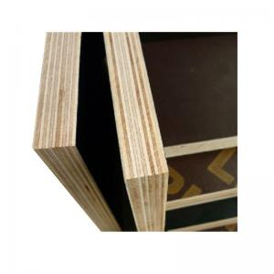 China Marine 18mm Eucalyptus Core Film Faced Shuttering Plywood on sale