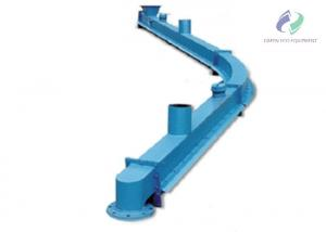 China Simple Structure Inclined Feed Conveyor Low Power Consumption on sale