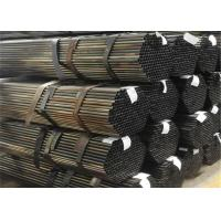 China Oiled Painted Round ASME SA249 Annealed Pipe on sale