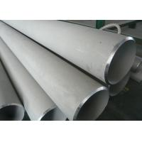 China Small Diameter Stainless Steel Tubing , DN40 Schedule 80 / Sch80 Ss Seamless Pipe on sale