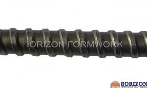 China High Tensile Strength Formwork Tie Rod System Dywidag Thread Bar 145KN Load on sale
