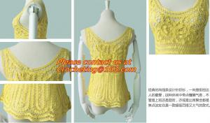 China Fashion Summer Women Tops, Candy Color Sexy Deep U Neck Cotton Tank Vest Spaghetti Strap C on sale