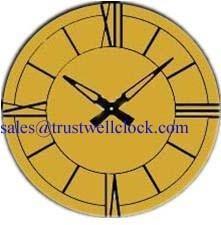 Promotion Wall Clock Movement Mechanism Indoor Outdoor