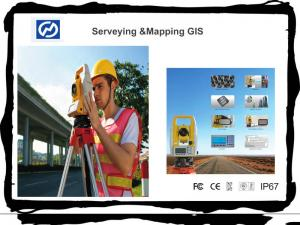 China China Made TP Sensor Land Surveying Total Station On Sale on sale